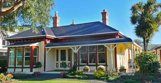 Quakesafe Earthquake Chimney Repairs Sumner Villa