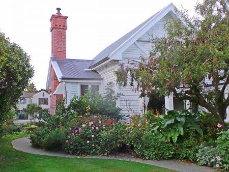 Red Mantle, Quakesafe chimney and Quake Proof Chimney, Heritage restoration